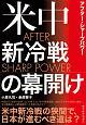 After Sharp Power 米中新冷戦の幕開け