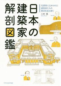 二村悟『日本の建築家解剖図鑑』