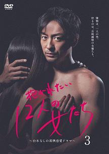 佐藤江梨子『抱かれたい12人の女たち』