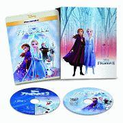 アナと雪の女王2 MovieNEX コンプリート・ケース付き(数量限定) TSUTAYA限定バッグチャームセット付き