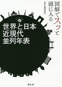 図解でスッと頭に入る世界と日本近現代並列年表