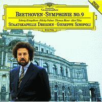 シノーポリ(ジョゼッペ)『ベートーヴェン:交響曲第9番≪合唱≫』