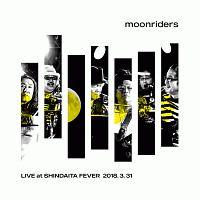 糸井重里『moonriders LIVE at SHINDAITA FEVER』