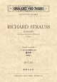 リヒャルト・シュトラウス オーボエと小管弦楽のための協奏曲<原典版>