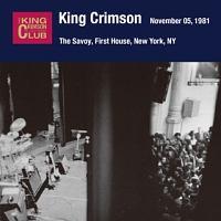 コレクターズ・クラブ 1981年11月5日 ザ・サヴォイ・ファースト・ハウス・ニューヨーク・NY