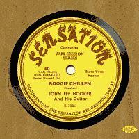 ジョン・リー・フッカー『ザ・センセーション・レコーディングズ 1948-52』