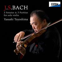 豊嶋泰嗣『J.S.バッハ:無伴奏ヴァイオリン・ソナタ&パルティータ BWV 1001-1006』
