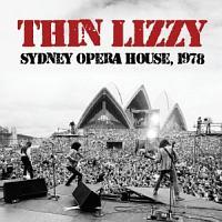 シン・リジィ『Sydney Opera House, 1978』