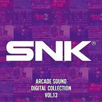 SNK ARCADE SOUND DIGITAL COLLECTION Vol.13