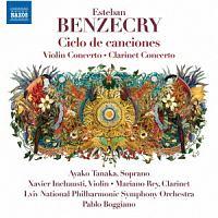 ベンセクリ:コロラトゥーラ・ソプラノとオーケストラのための連作歌曲 他