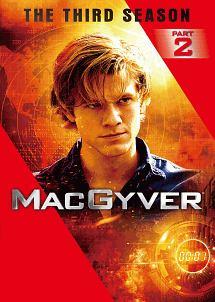 マイケル・クリアー『マクガイバー シーズン3』