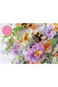 谷口敦史『Flower Calendar 花の12か月カレンダー 2021』