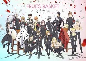 佐藤聡美『フルーツバスケット 2nd seasonスペシャルイベント ~ファイトー!オー!なのです!~』