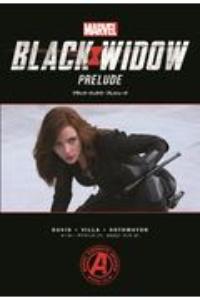 『ブラック・ウィドウ:プレリュード』ピーター・デヴィッド