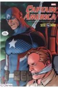 リック・レメンダー『キャプテン・アメリカ:スティーブ・ロジャース/サム・ウィルソン ロード・トゥ・シークレット・エンパイア』