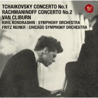 クライバーン(ヴァン)『チャイコフスキー:ピアノ協奏曲第1番 ラフマニノフ:ピアノ協奏曲第2番』