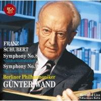 シューベルト:交響曲第8番「未完成」&第9番「ザ・グレイト」[1995年ベルリン・ライヴ]