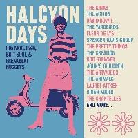 ハルシオン・デイズ~60sモッド、R&B、ブリット・ソウル&フリークビート・ナゲッツ