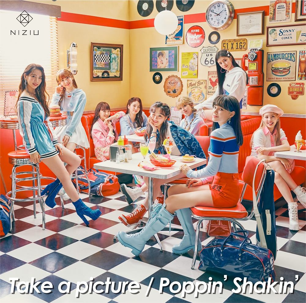 Take a picture/Poppin' Shakin'