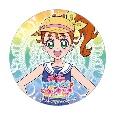 EC限>トロピカル〜ジュ!プリキュア 限定缶バッジ 夏海まなつ