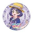 EC限>トロピカル〜ジュ!プリキュア 限定缶バッジ 涼村さんご