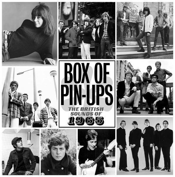 ボックス・オブ・ピンナップス:ブリティッシュ・サウンズ・オブ・1965