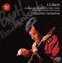 バッハ:無伴奏ヴァイオリン・ソナタ&パルティータ(全曲)[ギター版](HYB)