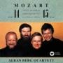 モーツァルト:弦楽四重奏曲第14番、第15番