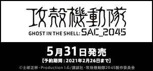 攻殻機動隊SAC_2045